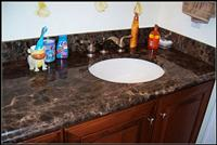 Stone Granite Top Countertop Vanity Top