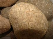 Yellow Pebblestone produced directly by factory