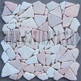 Travertine Mosaic (TYJ4001D-1)