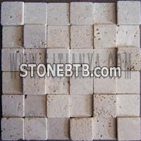 Travertine Mosaic (TYJ4005B-1)