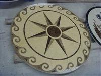 Waterjet Medallion 003