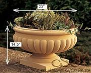 garden flower pot granite,planters