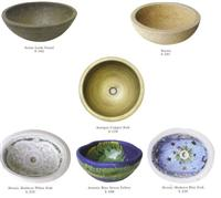 Natural Stone Sink Collections