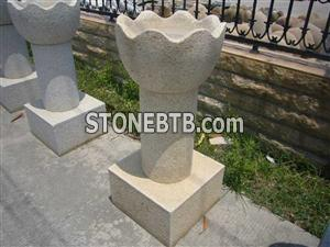 Bird Bath landscaping stone 031