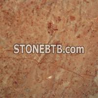 Antique red marble