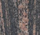 China multicolor red granite