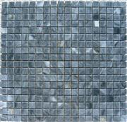 Blue marble mosaic, travertine mosaics