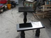 Granite Table set