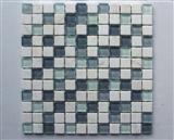 Marble Mix Glass Mosaic