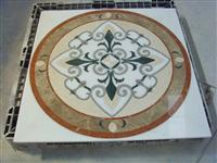 pattern mosaic medallion 011