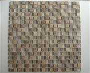 Wall Tiles Glass and Stone Mosaic