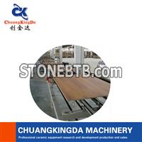 suplier hot popular best prices Glazing line Body Glaze Line Tiles make auxiliay equipment