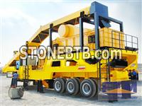 Mobile crusher/Mobile Screening Plant/Mobile Crushers For Sale