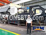 Mobile Crusher Manufacturer/47Mobile crusher/Small Stone Crushing Plant