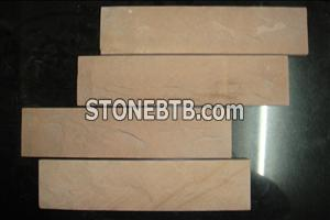Yellow Sandstone Cultured Stone