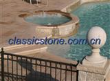 Sandstone Coping Stone