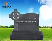 Ireland celtic cross headstone
