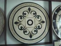 pattern mosaic medallion 022