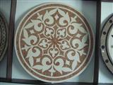 pattern mosaic medallion 023