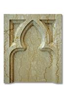 Botticino Marble Carved
