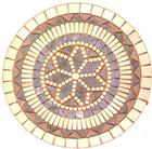 Mosaic medallion