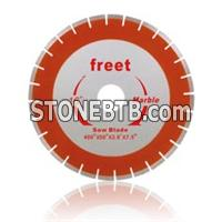 Diamond Segmented Saw Blade for Marble, Limestone and Travertine