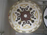 pattern mosaic medallion 008
