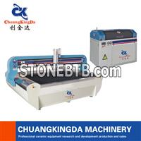 Cantilever Type CNC Water Jet