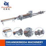 Double Side Dry Type Porcelain Ceramic Tiles Sizing Squaring Chamfering Machine