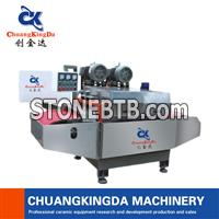 CKD-2-800 Double Shaft Full Automatic Continuous Mosaic Cutting Machine Ceramic Tiles Machine