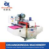 Full Automatic Continuous Mosaic Ceramic Tiles Cutting Machine