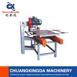 Manual ceramic porcelain tiles cutting machine