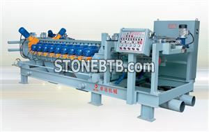 Completely Dry End Grinding/Chamfering Machine