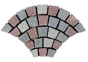 Porphyry Red /Grey  Paver Stone