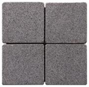 G654 Granite, Flamed, Tumbled