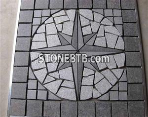 Landscaping Stone On Mesh
