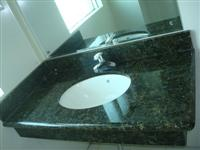 Butterfly Green Granite Vanity Top