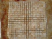 Polished Honey Onyx Mosaic