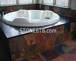 Tub Decks - Multicolor slate