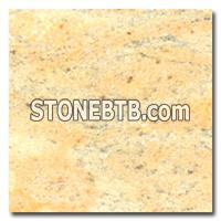 Silk Satin Gold Granite Tile & Slabs