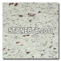 White Galaxy Granite Tile & Slabs