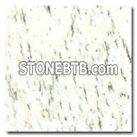 Gardenia White Granite Tile & Slabs