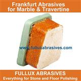 5 Extra 10 Extra Frankfurt Abrasives for Marble and Travertine