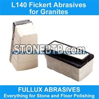 L140 Magnesite Fickert Abrasives for Granite Polishing