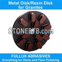 Resin Grinding Disk for Granite Polishing