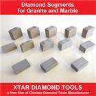 Dia.3000mm Diamond Segment for Granite Blocks Cutting