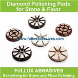 Fast Agressive Diamond Polishing Pads for Floor