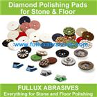 HTC Floor Grinding Pads with Arrow Segments