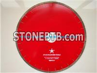 Dia.400mm Diamond Saw Blade for Marble Cutting