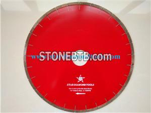 Dia 400mm Diamond Saw Blade for Marble Cutting